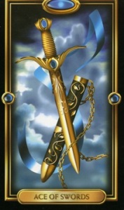 From The Gilded Tarot, by kind permission of Ciro Marchetti.