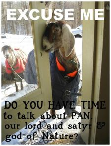 Jehovah's Goat
