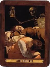 Death card touchstone tarot