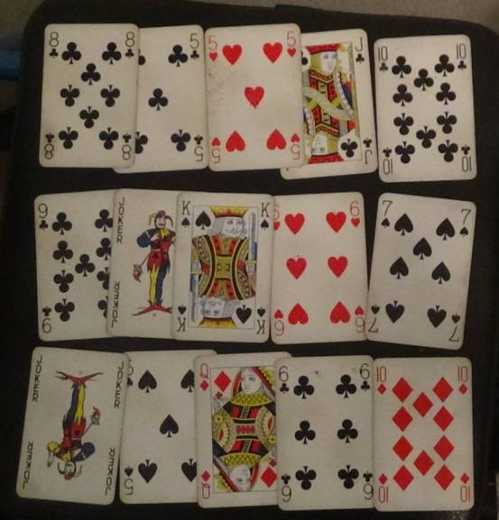 card reading re brexit