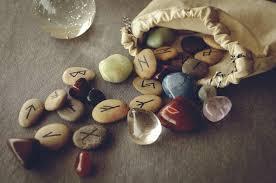 Halloween and 'Alfblot' Runes
