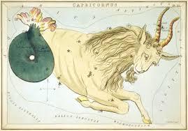 Capricorn, the CosmicSea-Goat
